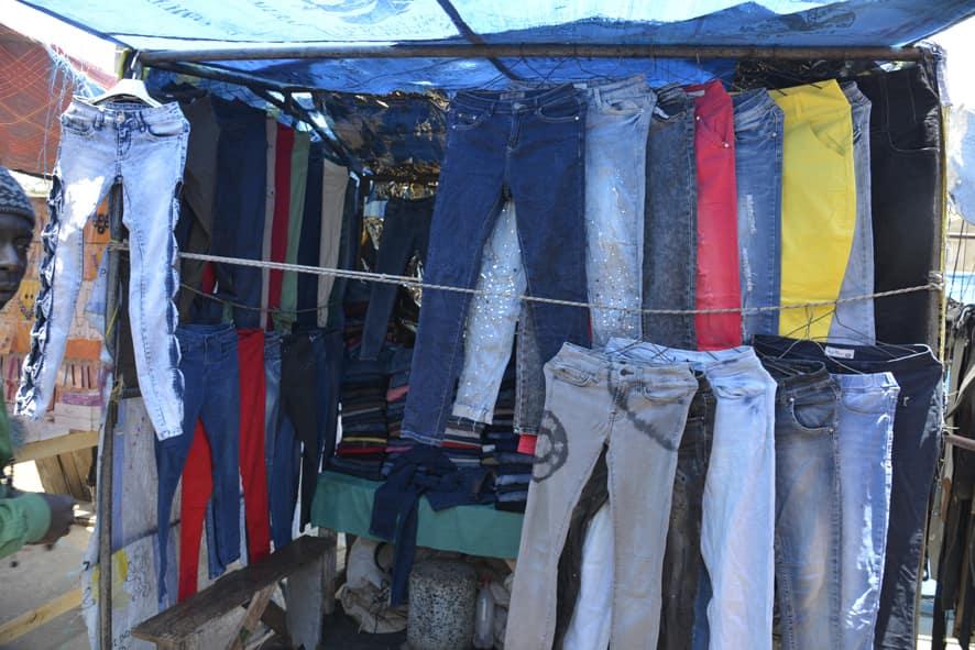 MonSuperKilomètre / Pantalons Exclusif